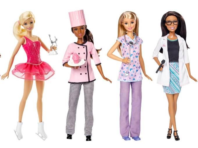 Barbie-Career