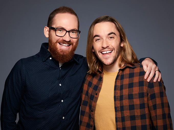 Chris and Shane Houghton