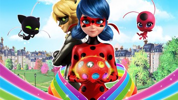 miraculous disney plus