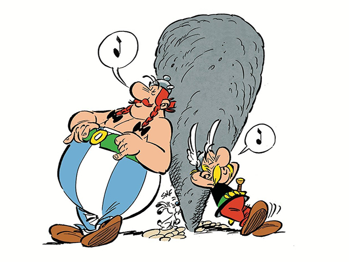 asterix comics resized