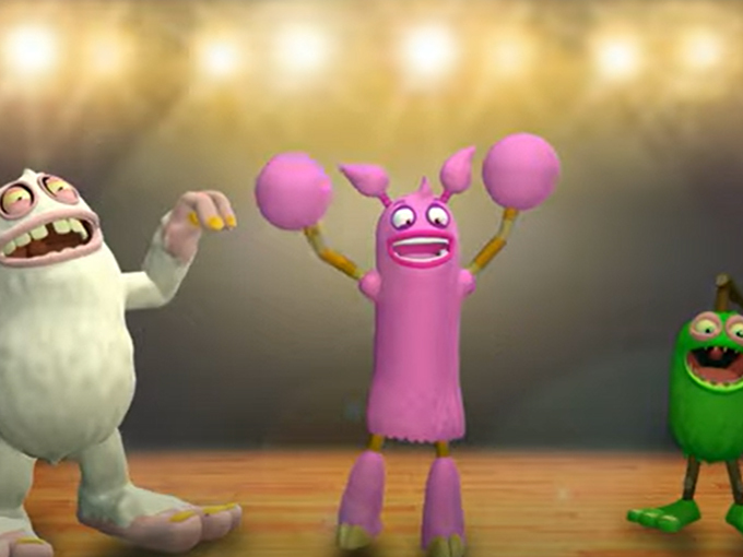 my singing monsters fandemonium