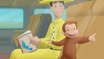 Curious George 5: Go West, Go Wild