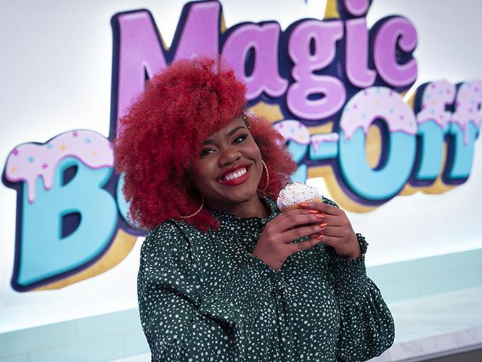 Disney Magic Bake Off