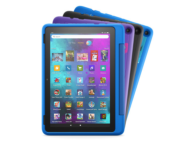 fire kids pro tablet