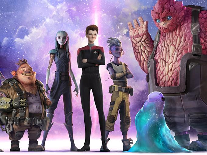 Cool New Shows Star Trek Prodigy
