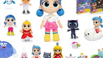 True rainbow kingdom united smile toys