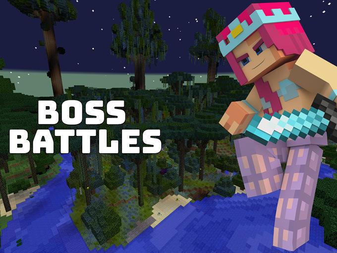 future today boss battles