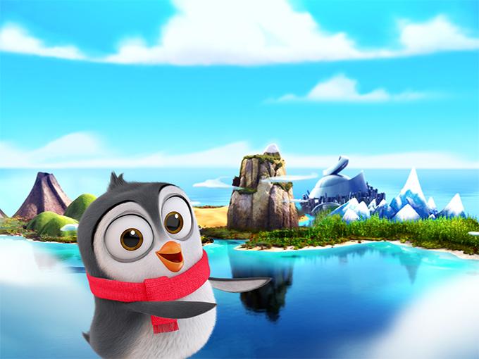 little adventures of penguin