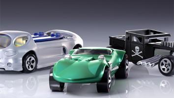 mattel nft cars