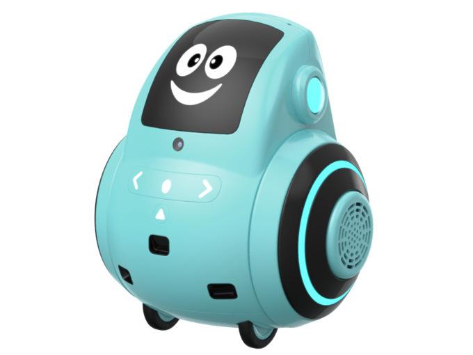 MIKO blue robot