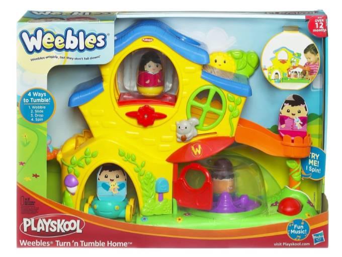 Playskool-Weebles