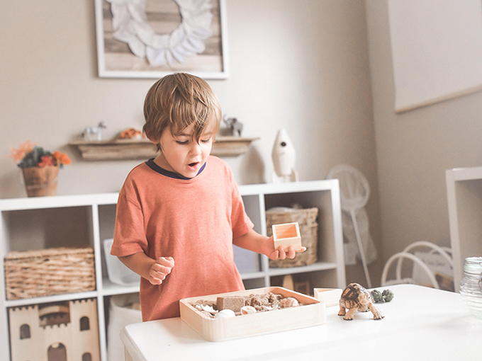 kid playing with toy unsplash