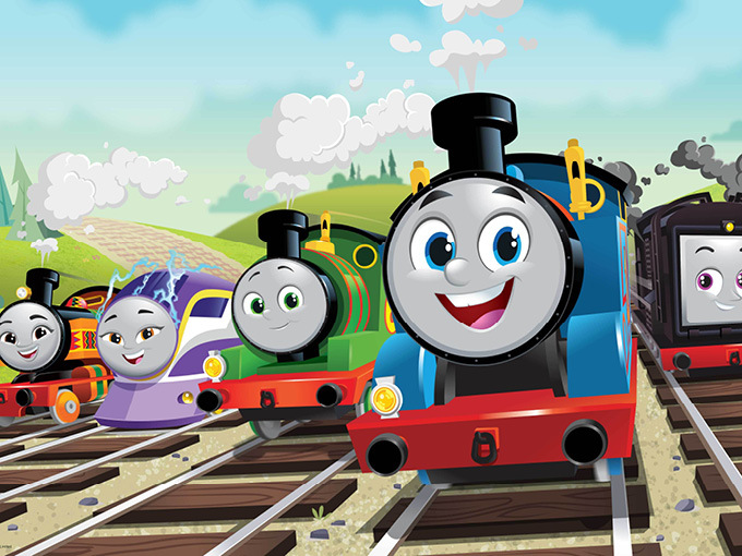 thomas friends all engines go