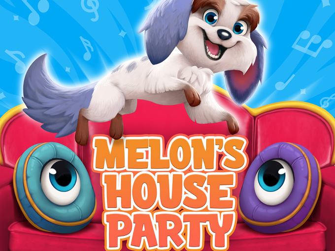 melons house party wondery