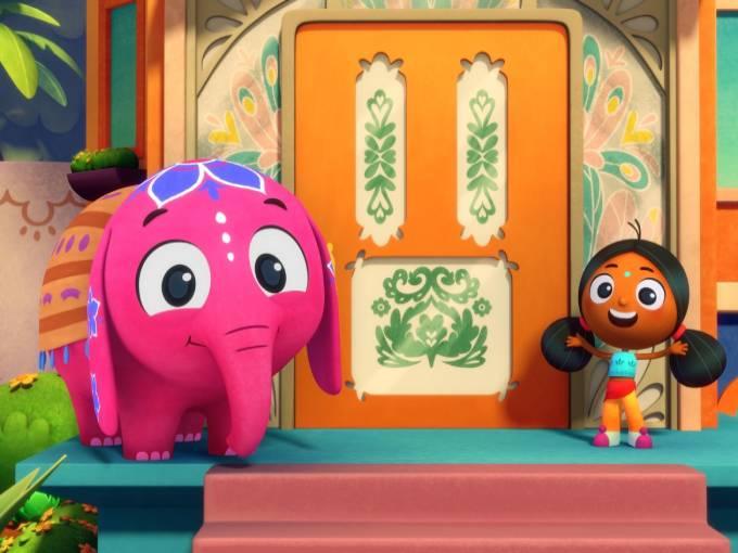 Deepa and Anoop