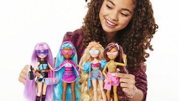 Mermaid High Fashion Dolls